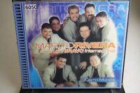 """Marito Rivera y Su Grupo Bravo Internacional """"Como Muralla, 2003 ,Music CD (NEW)"""
