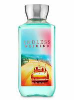 Bath & Body Works Endless Weekend Shower Gel ~ 10 oz ~ Ships Free!!!