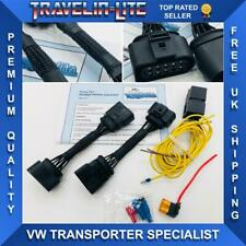VW T5 To T5.1 Transporter Headlight Harness Upgraded V2 Facelift Conversion