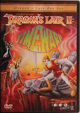 Dragons Lair II : Timewarp DVD Video Game PS2 XBOX Arcade Game RARE - FREE POST!