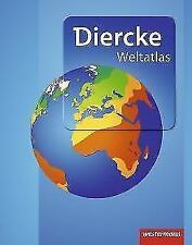 Diercke Weltatlas - Aktuelle Ausgabe (2015, Gebundene Ausgabe) von Irene Reitmeier, Reinhold Schlimm, Christian Domdey und Björn Richter (2015, Set mit diversen Artikeln)