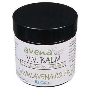 Varicose Spider Thread Veins Natural Healing Balm Acne Stretch Marks Burns New