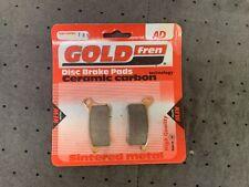 2006 KTM 65 '04-08 Brake Pads GOLDfren 185AD