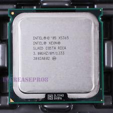 Intel Xeon X5365 SLAED CPU Processor 1333 MHz 3 GHz LGA 771/Socket J