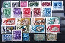 Briefmarken aus Ungarn mit Falz
