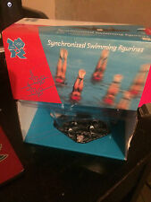 CORGI OFFICIAL OLYMPICS 2O12   Synchronised Swimming Figurines  original box