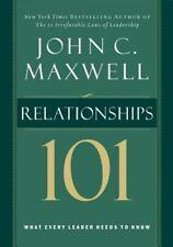 Relationships 101 (Maxwell, John C.)-ExLibrary
