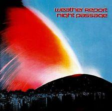 """WEATHER REPORT """"NIGHT PASSAGE"""" PREMIUM QUALITY USED LP (NM/EX)"""