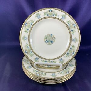 "Minton HENLEY Bread & Butter Plates 6 5/8"" Set of 5 - second mark"