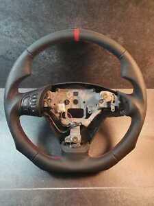 Sport Lenkrad Abgeflacht Mazda RX8 Tuning Leder Ohne Tausch