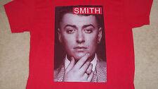 (2-Sided) SAM SMITH Concert T-Shirt R&B Singer La La La/Money on Mind CD Size M
