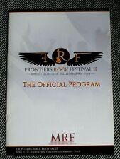 MELODIC ROCK FANZINE - Frontiers rock festival II program - Harem Scarem / FM