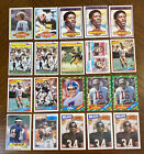 1982 Topps Football Cards 120