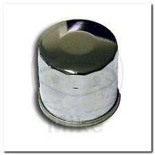 HIFLO Ölfilter chrom  HF138C Suzuki VS 1400 GLP Intruder Hochlenker VX51L, VX51L