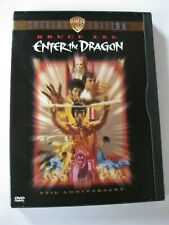 Enter the Dragon Bruce Lee (DVD,25th Anniversary Special edition