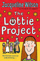 The Lottie Project by Jacqueline Wilson, Good Book (Paperback) Fast & FREE Deliv