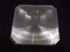 """11"""" Overhead Projector Plastic Fresnel Lens Solar Ovens & Experiments Free Ship"""
