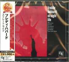 FREDDIE HUBBARD-STRAIGHT LIFE-JAPAN CD B63