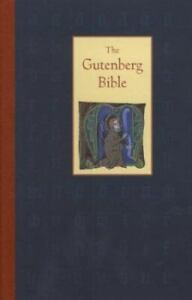 The Gutenberg Bible by James E. Thorpe