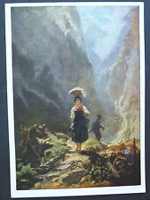 Gemälde-Ansichtskarten ab 1945