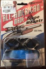 Kwik-Site All-American Made See-Thru Scope Mount Model: AA-700 725 78 RUGER-77