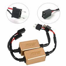 LED Anti Flicker Adapter Error Canceler Canbus Headlight Decoder- H7