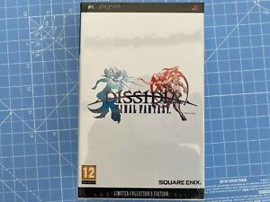 Dissidia Final Fantasy -- Limited Collectors Edition (Sony PSP, 2009) - Sealed