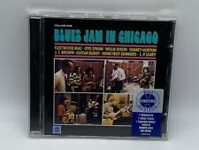 BLUES JAM IN CHICAGO - VOLUME ONE CD 2004