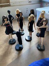 Model Muse Barbie Lot