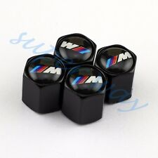 Wheel Tire Tyre Valve Stem Air Dust Caps FOR BMW M POWER Accessories Styling