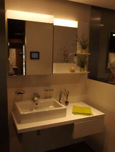 Duravit Vero + Dornbracht Lulu Waschtisch-Möbel-Kombi Breite 120cm UVP 6.590 EUR