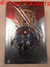 Hot Toys PPS 004 Spider-Man Homecoming Iron Man Mark 47 XLVII Power Pose Promo