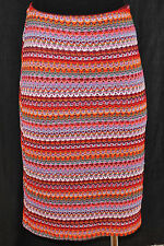VTG 90s Aztec M Grunge Summer Convertible Fitted Stretch Dress or Long Skirt