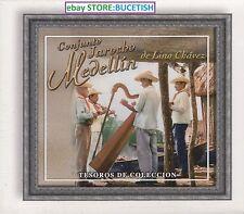 Conjunto Jarocho Medellin De Lino Chavez Tesoros de Coleccion 3CD New Nuevo