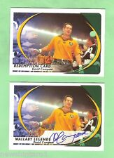 2003 KRYPTYX RUGBY UNION REDEMPTION SIGNATURE CARD  -  DAVID CAMPESE