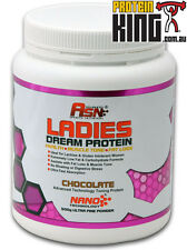 ASN LADIES DREAM PROTEIN 500G CHOCOLATE WHEY SCULPT BURN MAXINES BODY BSC WPI