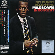 My Funny Valentine by Miles Davis (CD, Aug-2002, Sony)