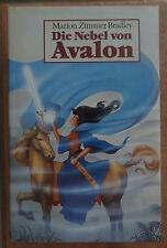 Buch gebundene Ausgabe Die Nebel von Avalon Marion Zimmer Bradley 1983