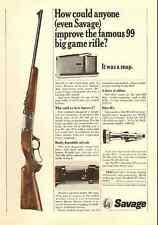 1964 vintage ad for Savage 99 Big Game Rifles-121