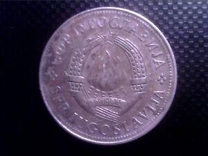 YUGOSLAVIA    10   DINARA   1978     BIG  COIN        JUL30F