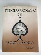 The Classic Magic of Larry jennings-maxwell - Cartes de près poker Paris
