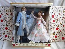 Disney Platinum Limited Edition Beauty and the Beast Doll Set Belle Prince Movie