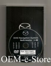 2009 2010 2011 2012 Mazda CX-9 CX9 Navigation DVD EAST Coast U.S Canada Map OEM