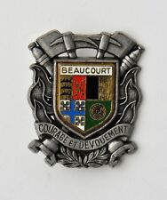 Sapeurs Pompiers de Beaucourt, Ballard