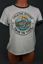 VOLCOM - T-Shirt (True To This) Womens Size Small (NEW)!