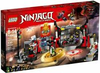 LEGO Ninjago S.O.G. Headquarters 2018 (70640) Building Kit 530 Pcs