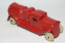 1930's Kansas Toys #78 Slush Cast Metal Cement Truck, Nice Original