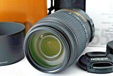 NIKON AF-S 55-300mm DX NIKKOR f/4.5-5.6 G ED VR [Exc+++] w/Hood [jkh]