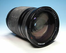 Soligor AF ZOOM mc 1:3 .5-5.6/28 -210 para Nikon AF-objetivamente/lens - (202975)