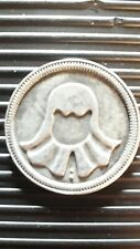 Rare Assassins creed coin in protective coin case lovely coin full of symbols...